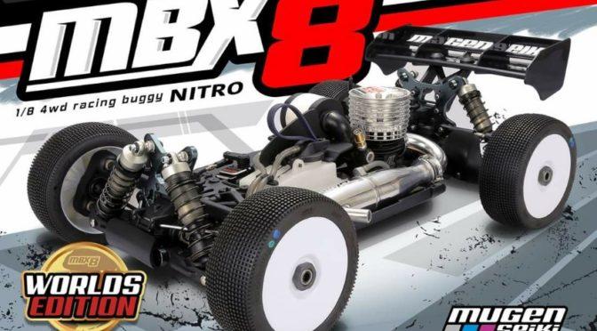 Mugen MBX8 World Edition