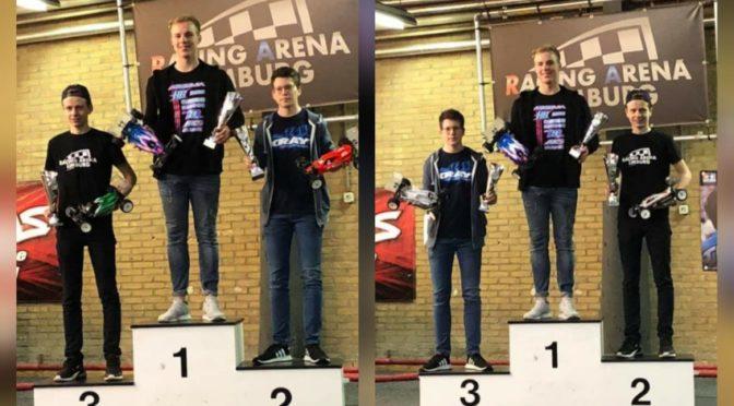 Doppelsieg beim Auftakt des NRW Offroad-Cups für Marcel Schneider
