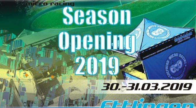 "Pro Stock Series 2019 – ""Shepherd Seaon Opening 2019"" in Ettlingen"