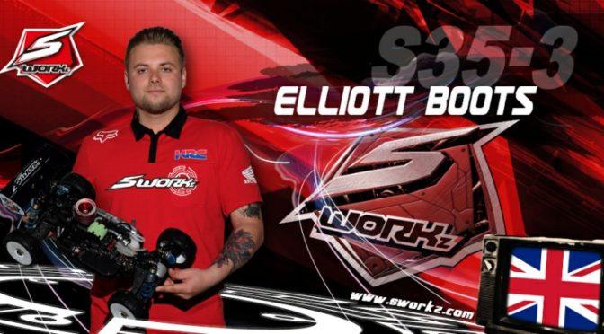 Elliott Boots jetzt bei SWORKz