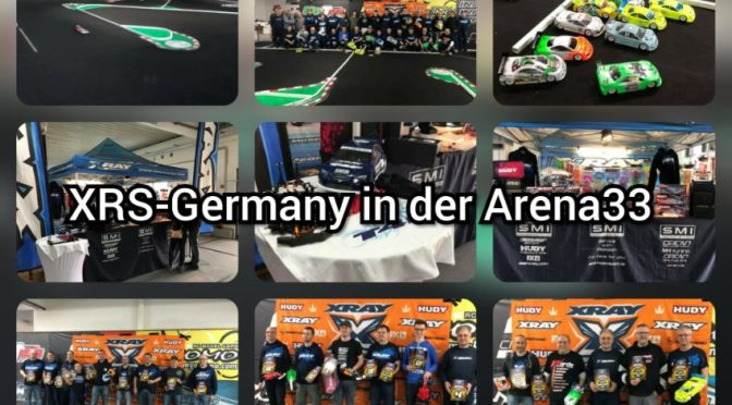 XRS-Germany – Finale in der Arena33