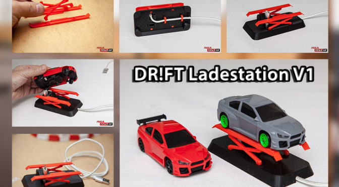 DR!FT – Ladestation V1