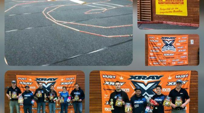 Xray Racing Series beim HK Cup in Hürtgenwald