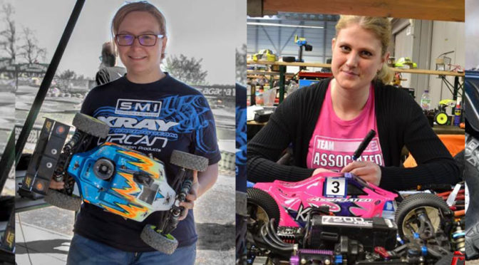 Katja Brammertz und Kerstin Bessler –  – International Women of RC