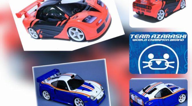 Team Azerashi – M-Chassis Karosserien