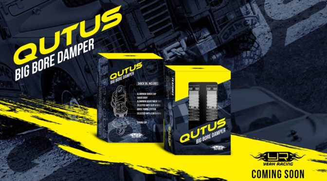Yeah-Racing – 'QUTUS' Big-Bore Dämpfer