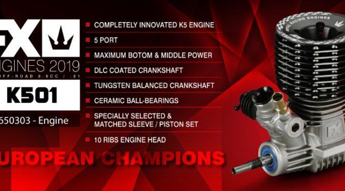 FX K501 Engine