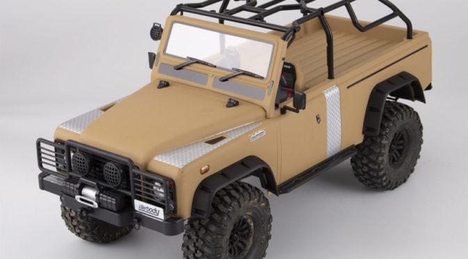 Marauder II Karosserie Military Sand für TRX-4