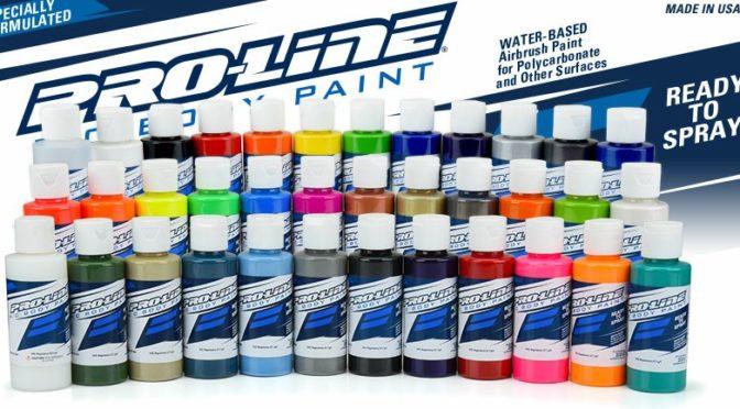 Pro-Line – Neue Farben – PHASE 3