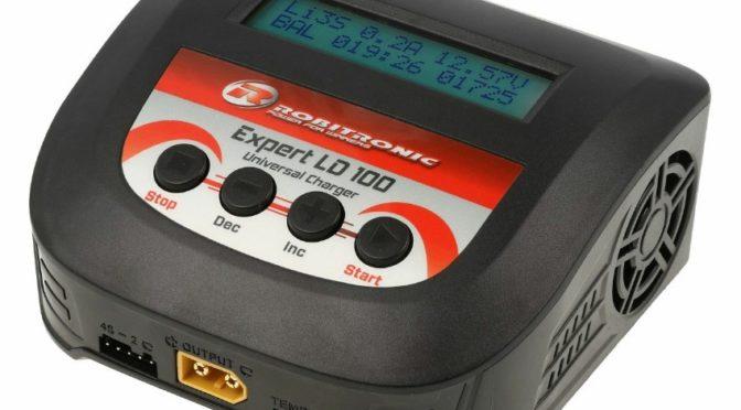 Günstiger Allrounder – Robitronic Expert LD 100