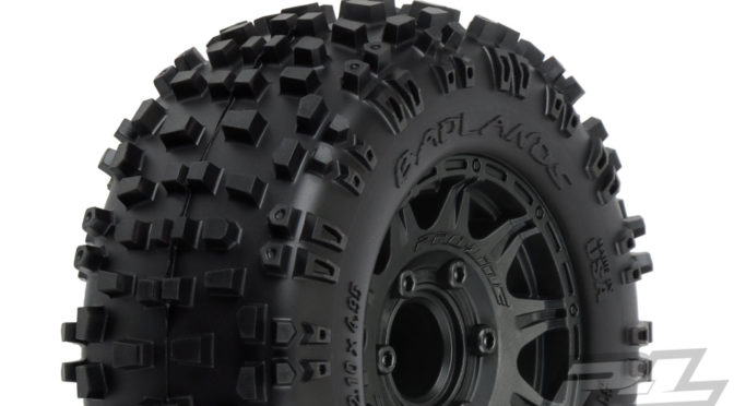 Badlands 2.8″ All Terrain Reifen
