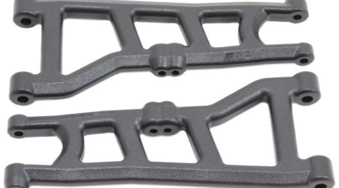 Front A-arms for the ARRMA Typhon 4×4 3S BLX