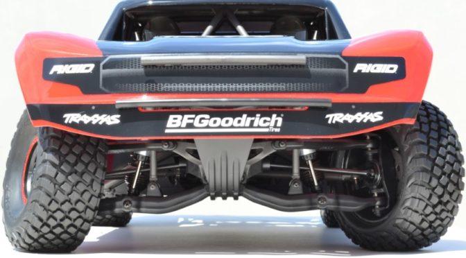 RPM – Querlenker vorn für den Traxxas Unlimited Desert Racer