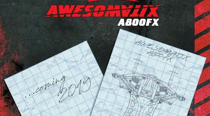 Awesomatix A800FX FWD Car Kit – Teaser