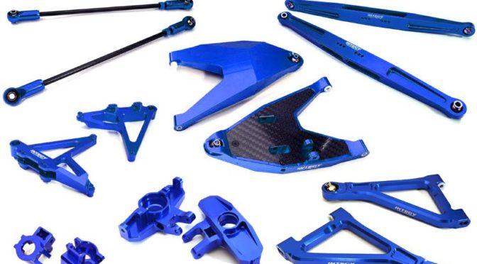 Integy – Aluminium-Teile für den Desert Racer