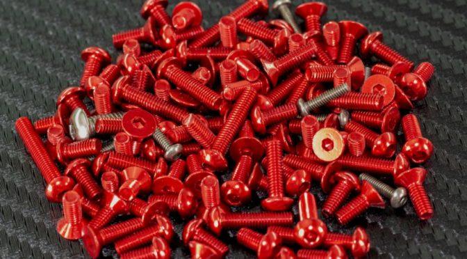 IF18 Titanium- & Alu-Schraubensets