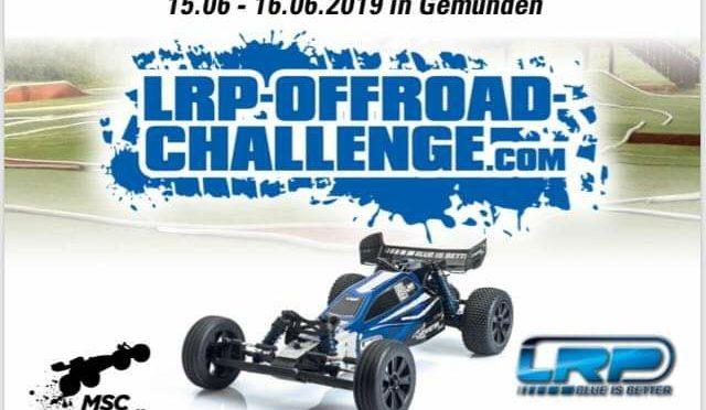 Superlauf der LRP-Offroad-Challenge beim MSC-Gemünden