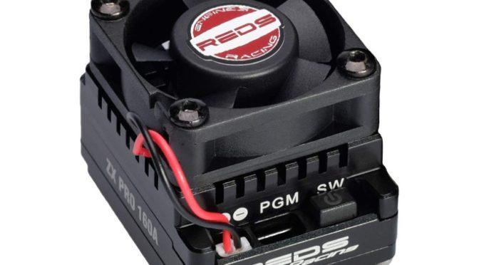 Reds Racing 160A ZX PRO ESC