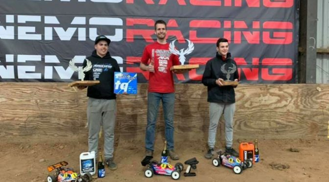 Ryan Lutz siegt beim DXR Dirtkings