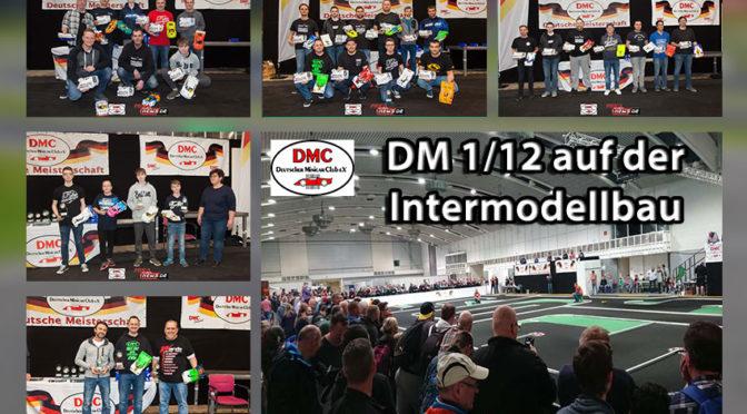Deutsche Meisterschaft 1/12 auf der Intermodellbau 2019 – Bilder und Technik