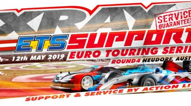 Xray Support beim ETS R4 in Österreich