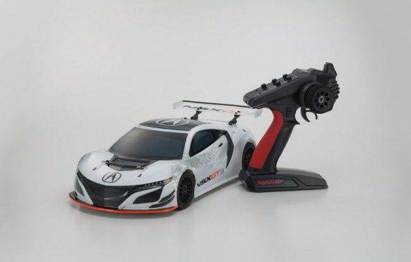 FAZER MK2 ACURA NSX GT3 RACE CAR 1:10 READYSET