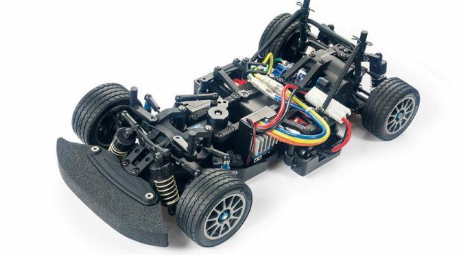 Tamiya 1/10 R/C M-08 Concept Chassis Kit