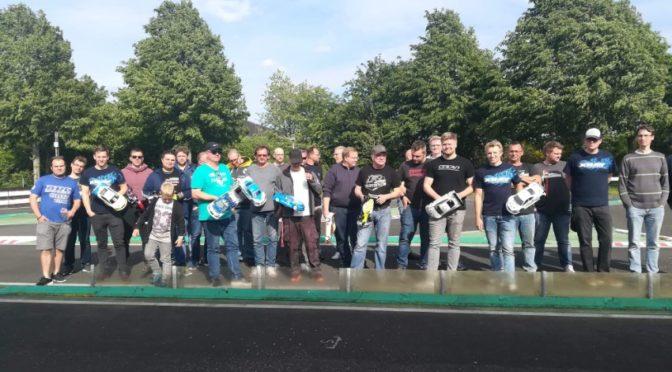 Die Tonisport Onroad Serie war zu Gast in Burgdorf