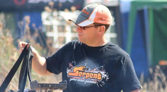 Bernd Falkenhain im Team Serpent – 2-Speed