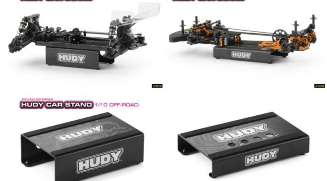 Hudy – neue Fahrzeugstände