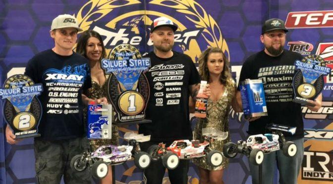 Elliott Boots gewinnt das Silver State Race 2019