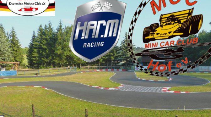 2.Lauf zur Süddeutschen Meisterschaft und Harm Challenge 2019