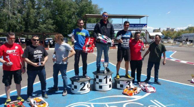 Jorge REVERT / SWORKz gewinnt 1.Lauf der spanischen GT-Meisterschaft