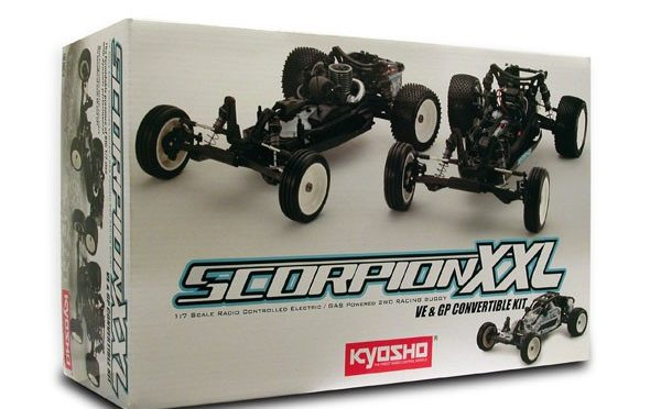 SCORPION XXL 2WD KIT VERSION (EP/GP)