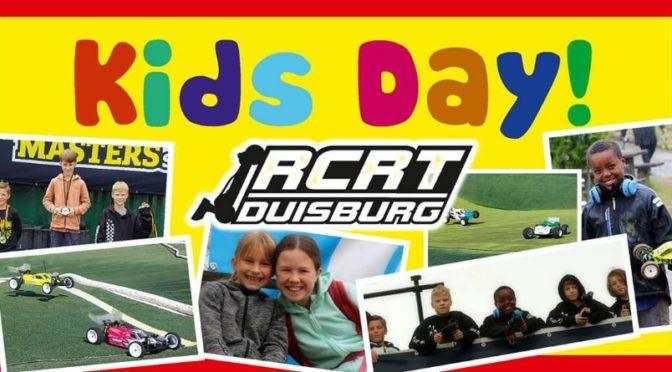 Kids-Day beim RCRT-Duisburg