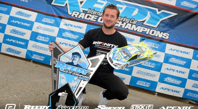 Viktor Wilck ist Reedy Race Champion von 2019