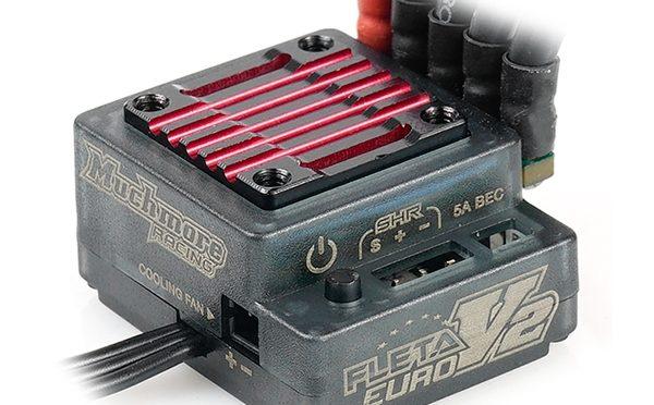 FLETA Euro V2 Brushless ESC [High Current BEC Ver.]