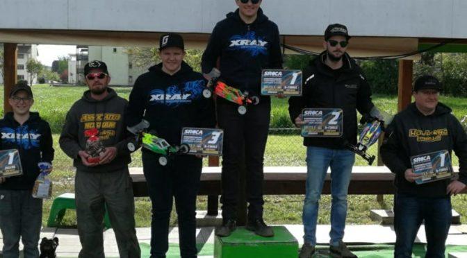 Zweimal Schmid (Xray) siegreich beim dritten Lauf zur Schweizer Meisterschaft