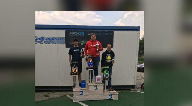 Jarno Pijpers gewinnt beim Auftakt zur niederländischen Meisterschaft