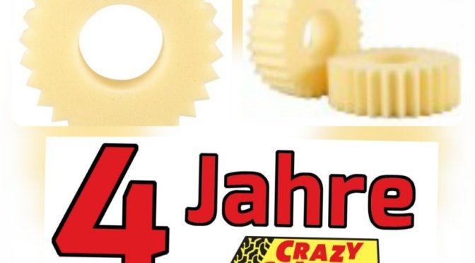 """LaserFoams by Crazy Crawler – Vom """"Teile-Händler"""" zum """"Hersteller"""""""