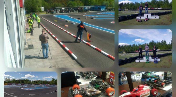 H.A.R:M-Challenge Ost und SK-Lauf 5 beim RC-Speedracer