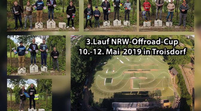 3.Lauf NRW-Offroad-Cup 10.-12. Mai in Troisdorf