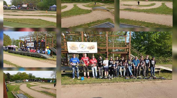1.SK-Lauf Nord 1/8 Offroad beim BOC Kiel