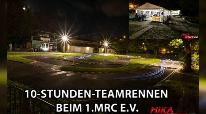 10-STUNDEN-TEAMRENNEN 2019 BEIM 1.MRC E.V.