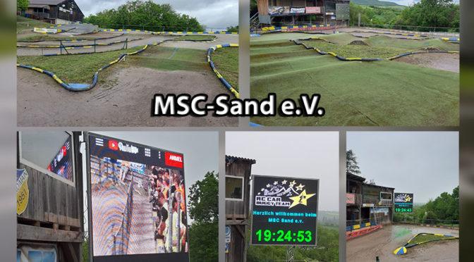 2. SK-Lauf 2019 beim MSC-Sand