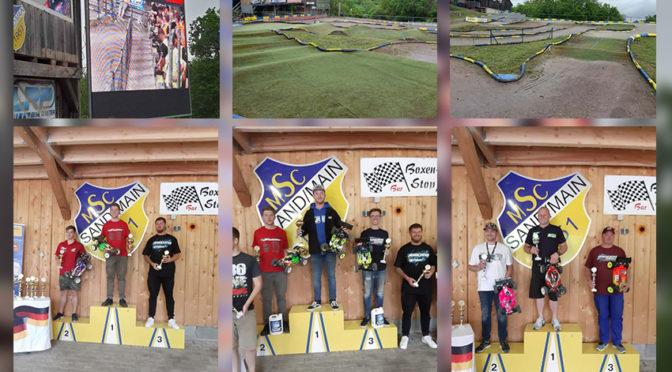 Volles Haus beim zweiten SK-Lauf beim MSC-Sand e.V.
