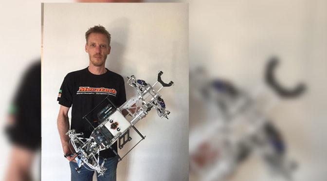 Sven Müller wechselt zu Mecatech