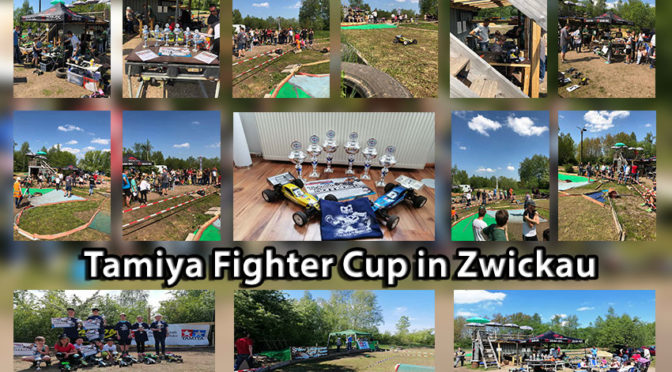 Tamiya Fighter Cup in Zwickau