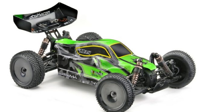 "1/10 Buggy ""AB3.4"" Brushless Series RTR"