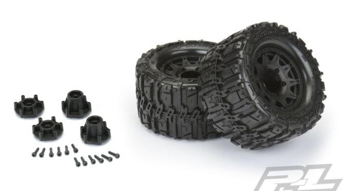 Trencher HP 2.8″ All Terrain BELTED Truck-Kompletträder